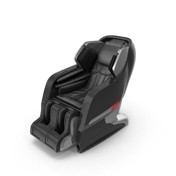 Thumbnail for Black Massage Chair
