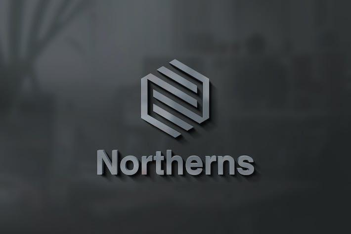 Thumbnail for 3D Logo and Sign Mockup
