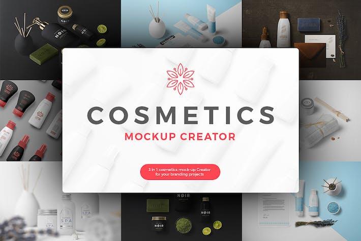 Thumbnail for Cosmetics Mockup Creator
