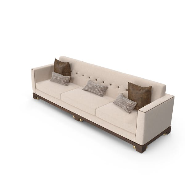 Cover Image for Three Seater Sofa