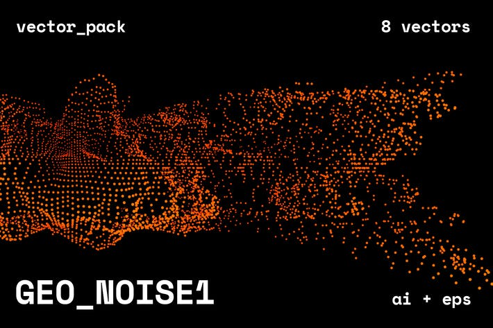 GEO_NOISE1 Vector Pack