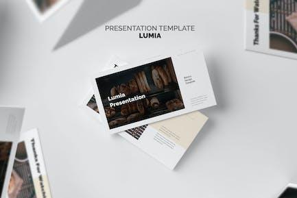 Lumia : Bakery Keynote