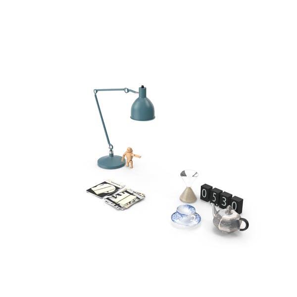 Desk Object Set