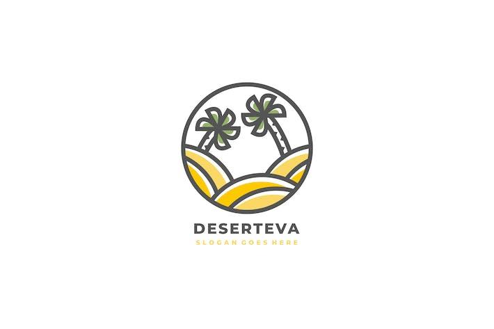 Desert Palms Logo