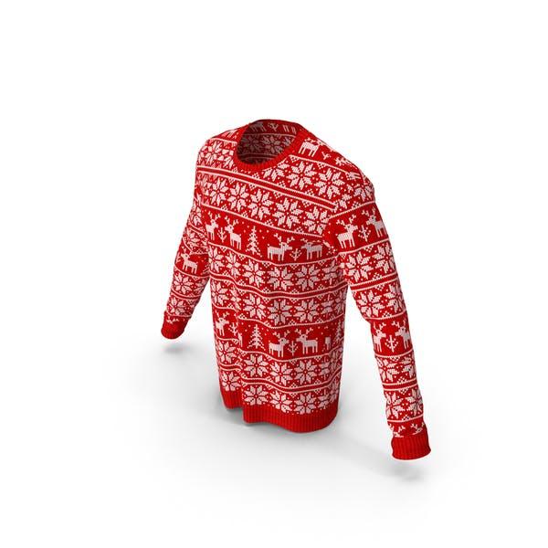 Men Winter Round Neck Sweatshirt