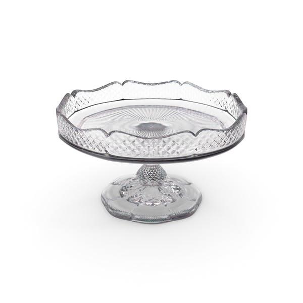Fancy Crystal Bowl