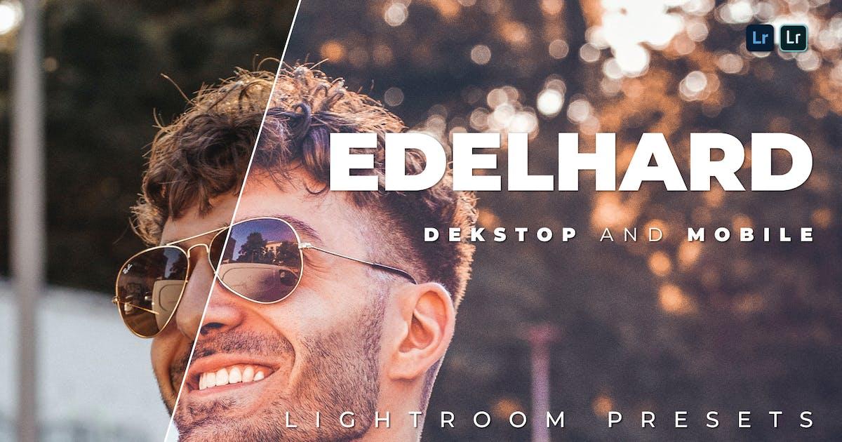 Download Edelhard Desktop and Mobile Lightroom Preset by Bangset