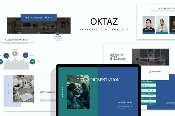Oktaz : Medical Services Keynote
