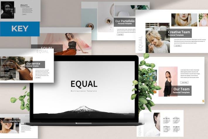 Thumbnail for Equal Business Keynote