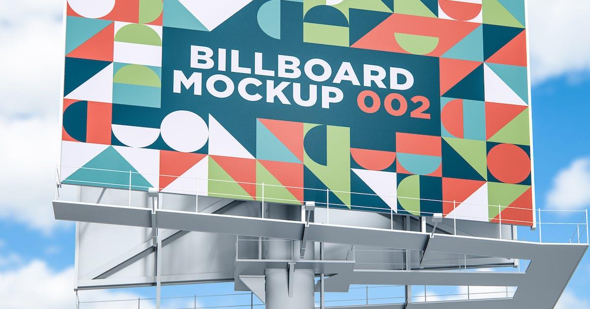 Download Billboard Mockup 002 by traint
