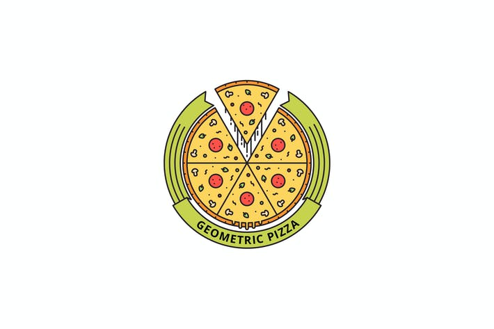Thumbnail for Geometric Pizza