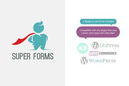 Super Forms - Front-end Posting