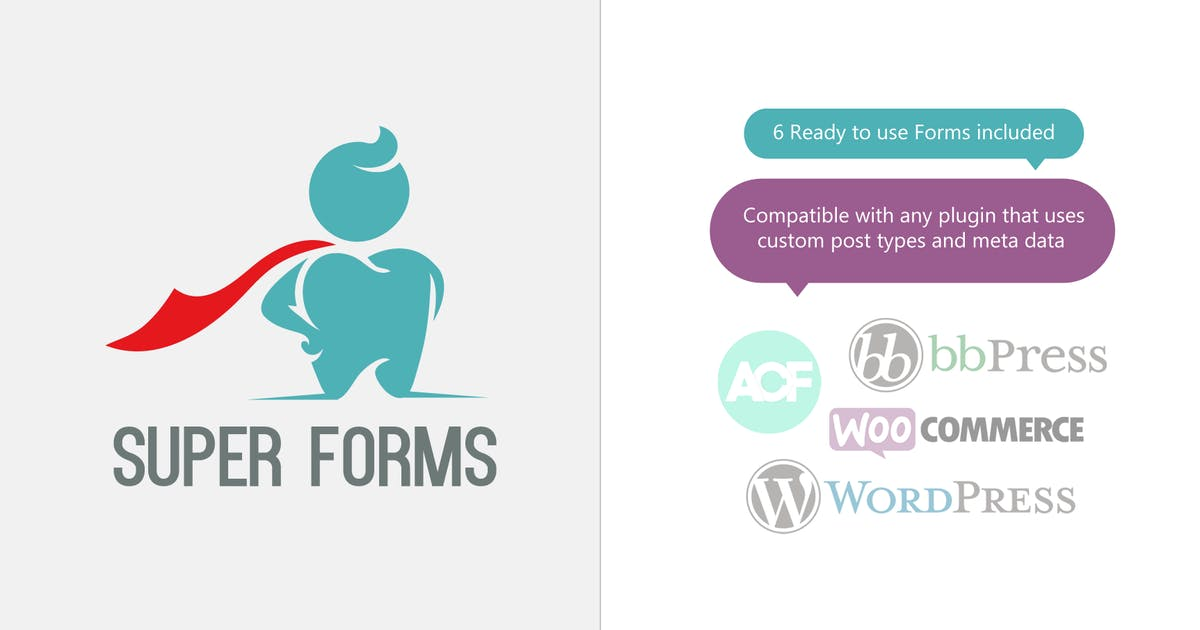 Download Super Forms - Front-end Posting by feeling4design