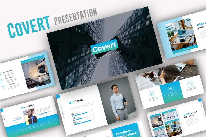 Thumbnail for Covert Keynote