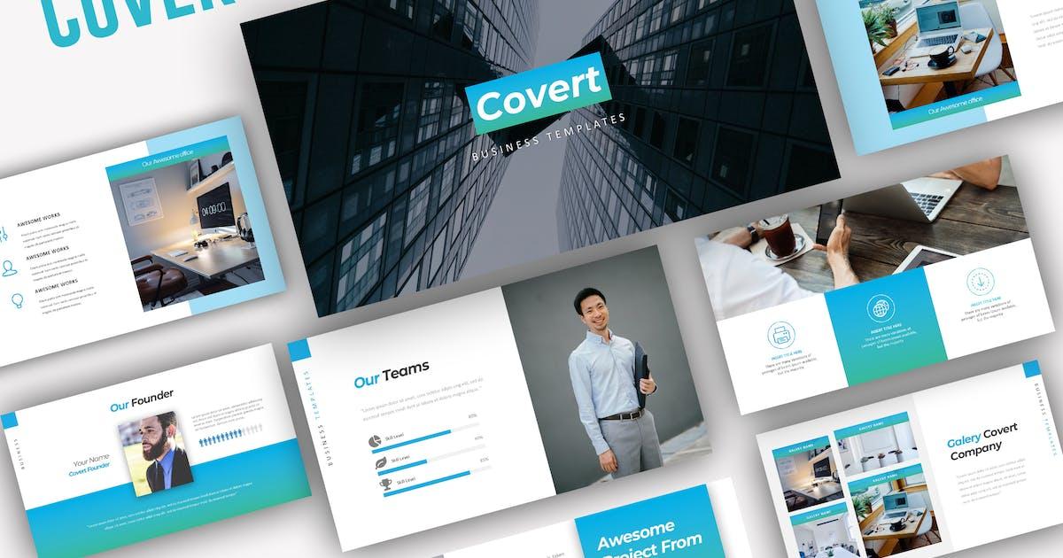Download Covert Keynote by Siwox
