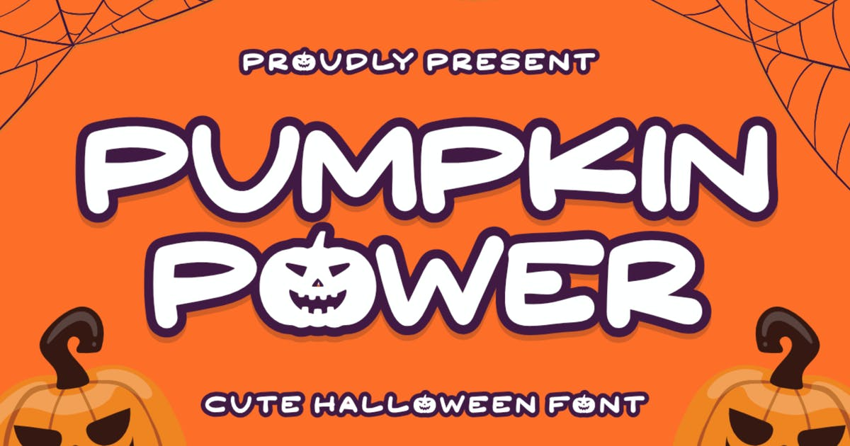 Download Pumpkin Power by Typefar