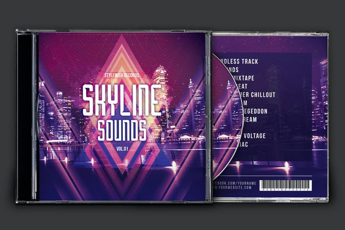 Thumbnail for Skyline Sounds CD Cover Artwork