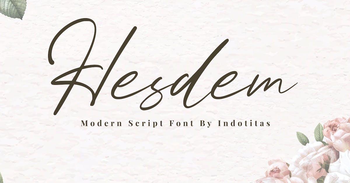 Download Hesdem Script by indotitas