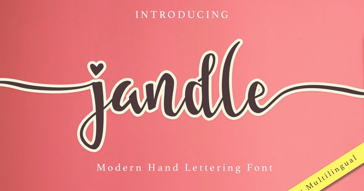 Download Jandle Script by GraphicMonday