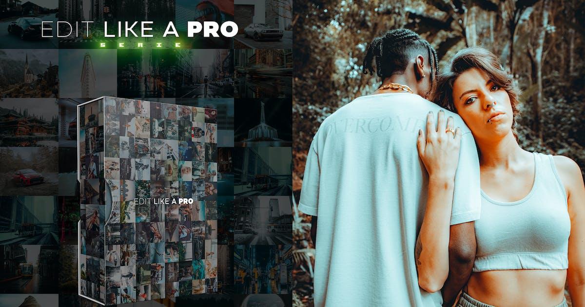 Download Edit Like A PRO 65th - Photoshop & Lightroom by SupremeTones