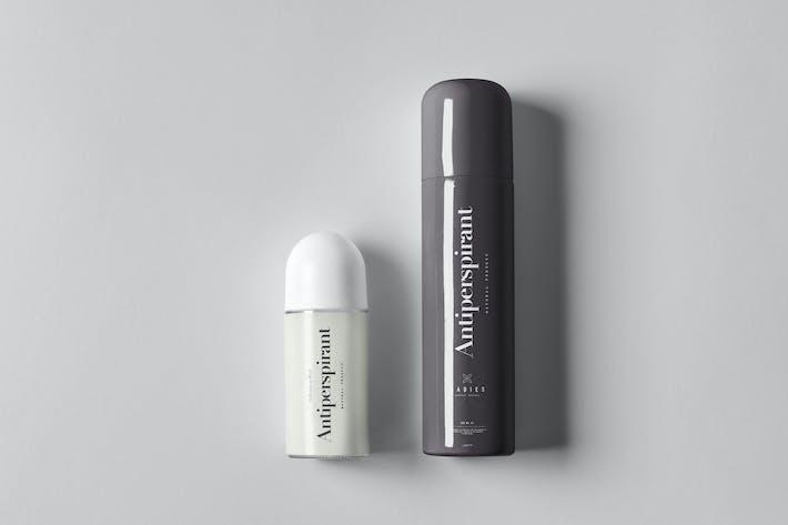 Cover Image For Antiperspirant Mock-up