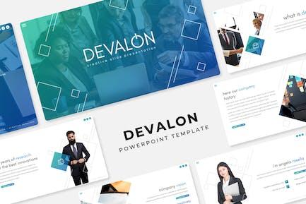 Devalon - PowerPoint Template