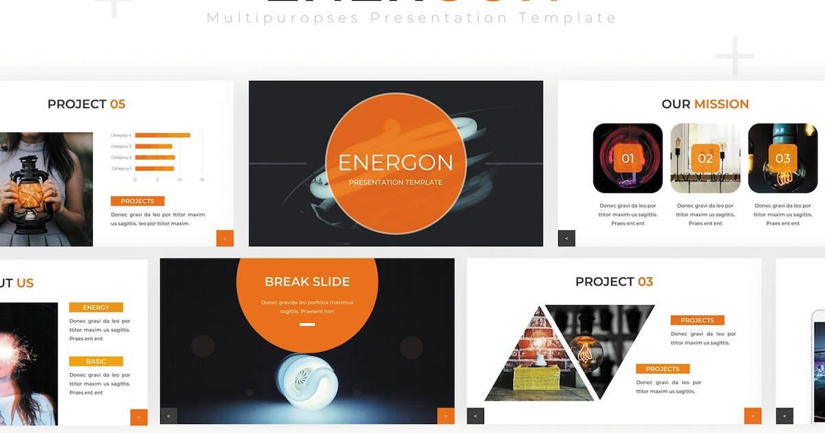 Download Energon - Google Slides Template by SlideFactory
