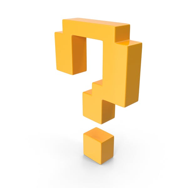 Question Mark Yellow