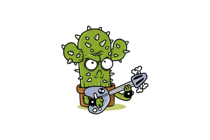 Thumbnail for Kaktus-Gitarrist - Charakter RG