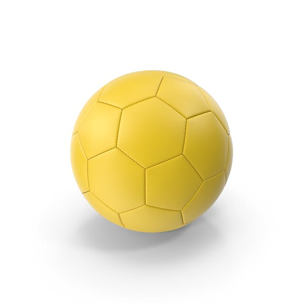 Thumbnail for Yellow Soccer Ball