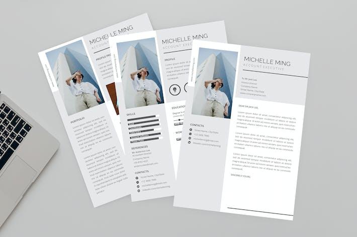 Cover Image For CV Outlook Resume Designer