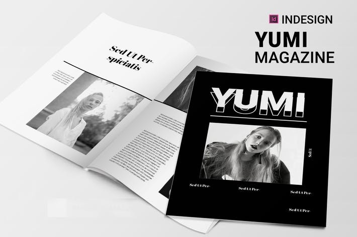 Thumbnail for Yumi | Magazine