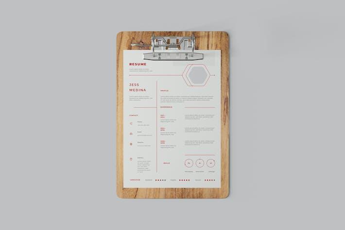 A4 Paper Clipboard Mockups