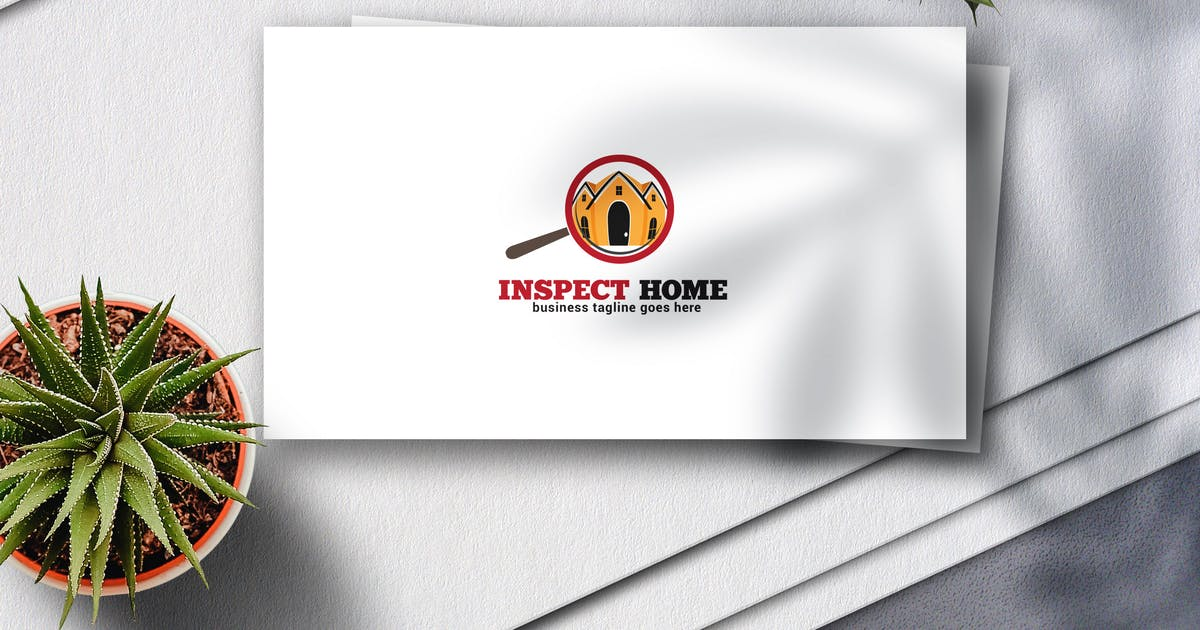Download Inspect Home Logo by Voltury