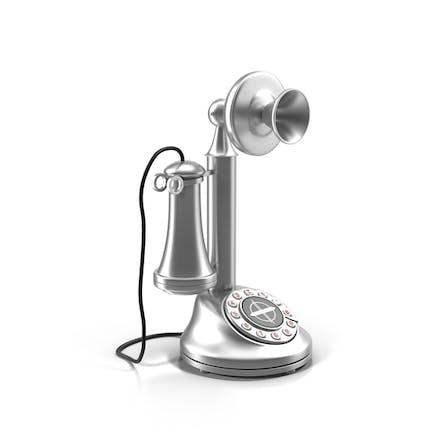 Telefon im Vintage-Stil