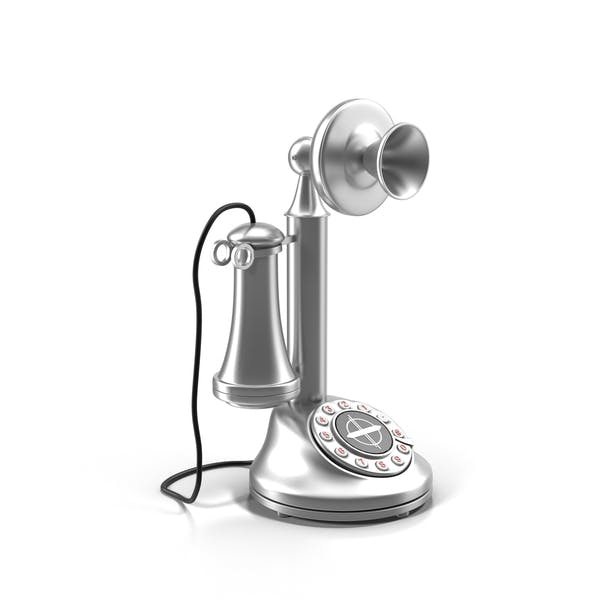 Cover Image for Vintage Styled Phone