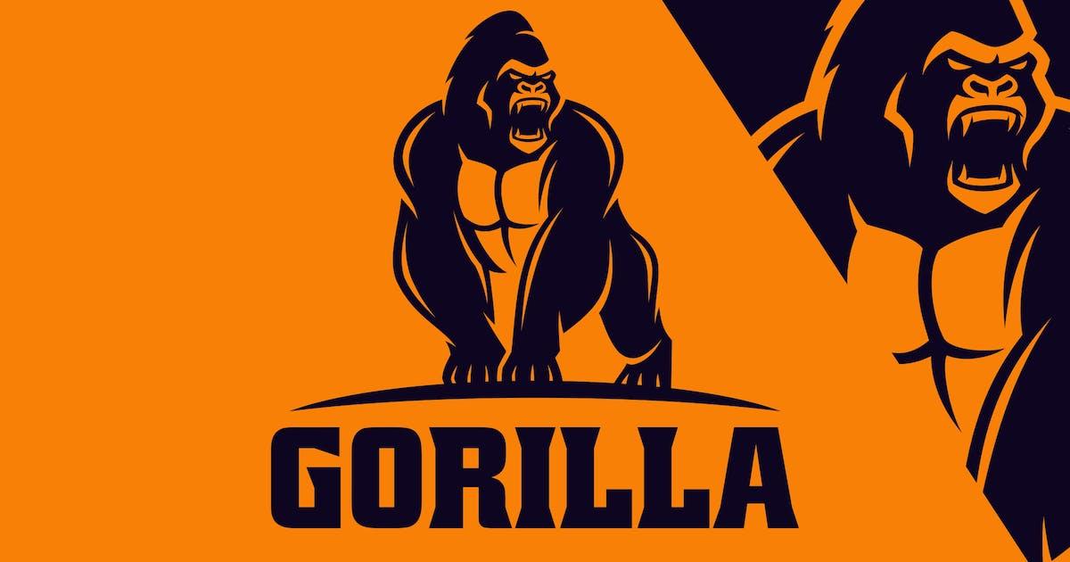 Download 0R Gorilla Logo by Voltury