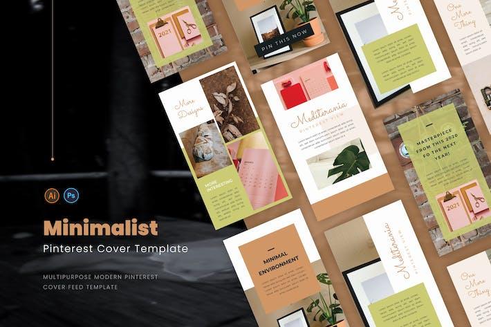 Thumbnail for Minimalist Environment Pinterest Cover