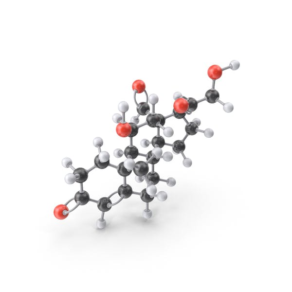 Cover Image for Aldosterone Molecule