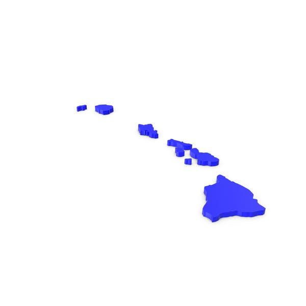 Hawaii Counties Map von PixelSquid360 auf Envato Elements