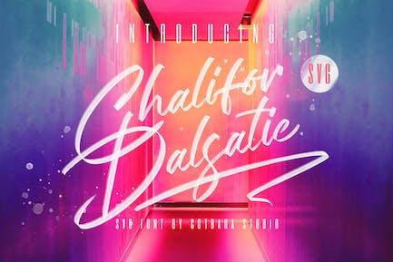 Chalifor Dalsatic SVG