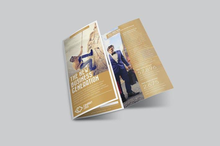 Thumbnail for Elegant Multipurpose Business Trifold