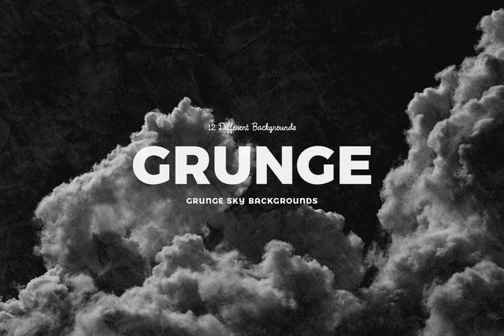 Cover Image For Grunge SKY Backgrounds