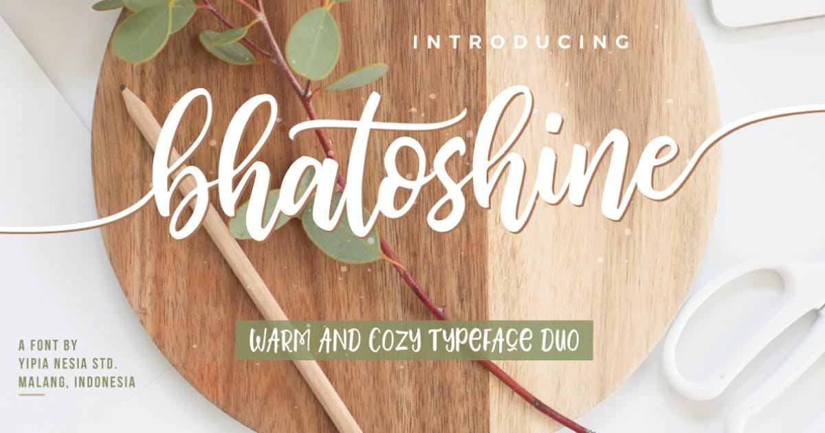 Download Bhatoshine Duo by yipianesia