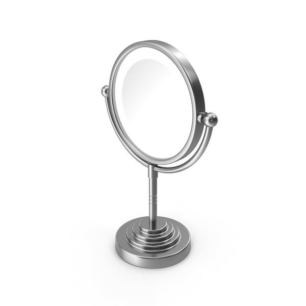 Круглые увеличительные светодиодные зеркала для ванной комнаты