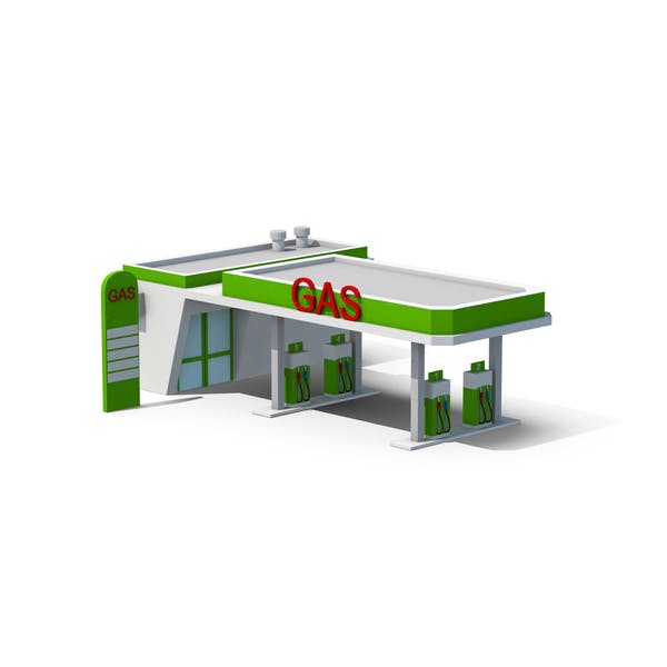 Cover Image for Gas Station