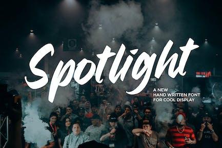 Spotlight - Casual Handwritten Font