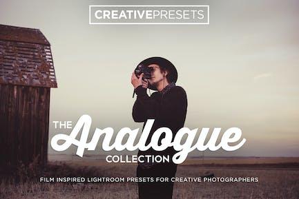 Analogue Film Lightroom Presets