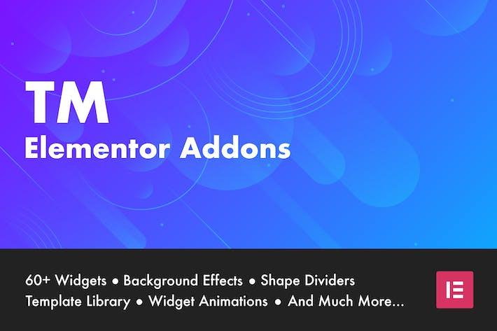 Thumbnail for TM Elementor Addons