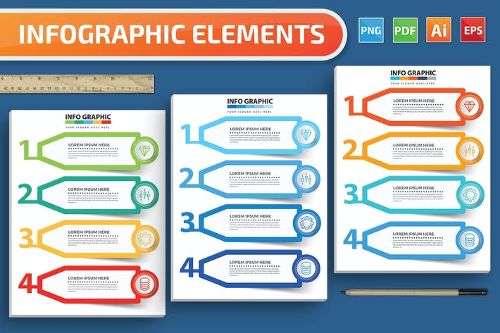 Thumbnail for Number Infographics